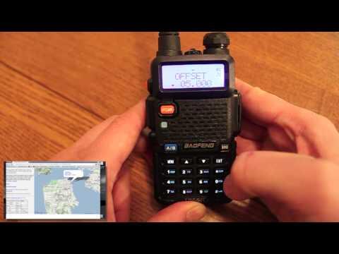 Handheld Transceiver Repeater Tutorial