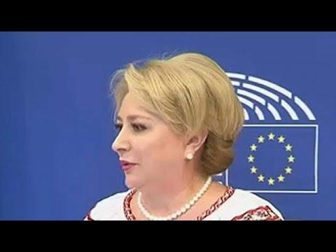 Viorica D ncil  proposta para líder do executivo romeno