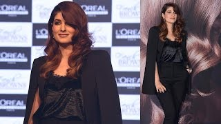UNCUT   Twinkle Khanna Unveils The Loreal Professionnel French Browns