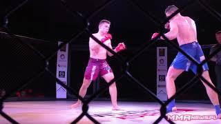 Ragnarok MMA 2: Mateusz Skibiński vs Jakub Drozdowski