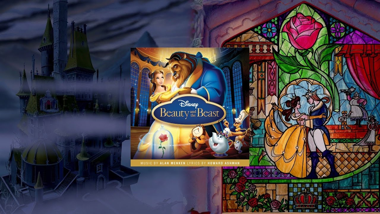 02 Belle Beauty And The Beast 1991 Soundtrack Youtube