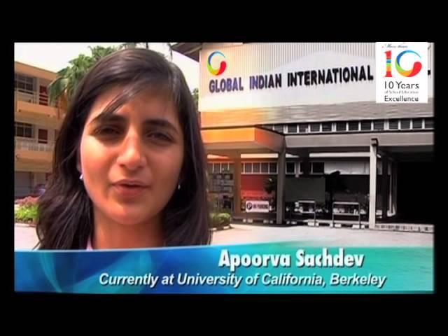 GIIS Ahmedabad, India opening, March 2014