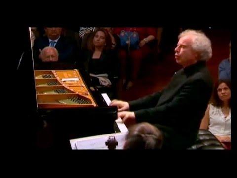 ANDRAS SCHIFF plays Beethoven Piano Concerto in C major - Frexienet Symphony