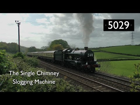5029: The Single Chimney Slogging Machine