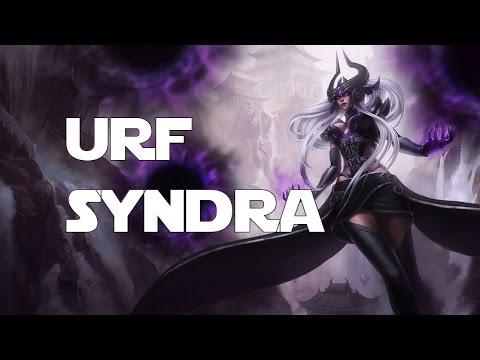 Download League of Legends - Ultra Rapid Fire (URF 2015) - Syndra