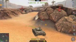 Ночной ламповый стрим World of Tanks Blitz #001