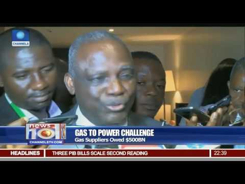 News@10: Experts Meet In Lagos Over Gas to Power Challenge 15/06/17 Pt.3