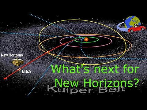 What's Next For New Horizons?