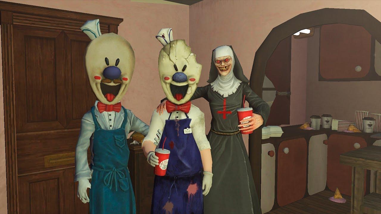 Download Мороженщик 6 у себя дома Мороженщик вернулся смешная анимация часть 179