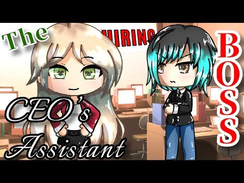 """The CEO's (Boss) Assistant""- GACHA LIFE GACHAVERSE GACHA LOVE STORY-GLMM [Seym_DNA]"