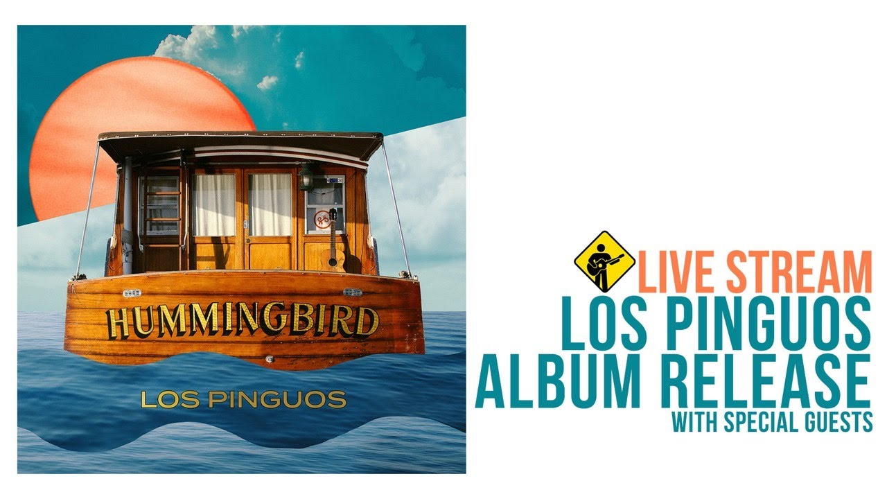 Los Pinguos Live Album Release | September 4th, 2020 | #stayhomewithPFC