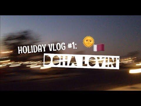 Holiday vlog #1: Doha Lovin'  | Firah Redzuan ♡