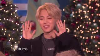 BTS on the Ellen show [рус.суб]