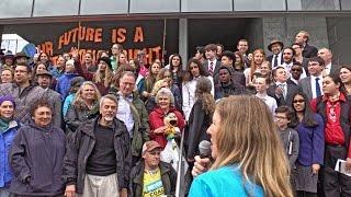 La justice climatique, ça veut dire quoi ?