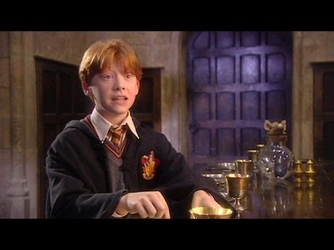 Harry Potter: Rupert Grint attended Potter auditions after watching Newsround