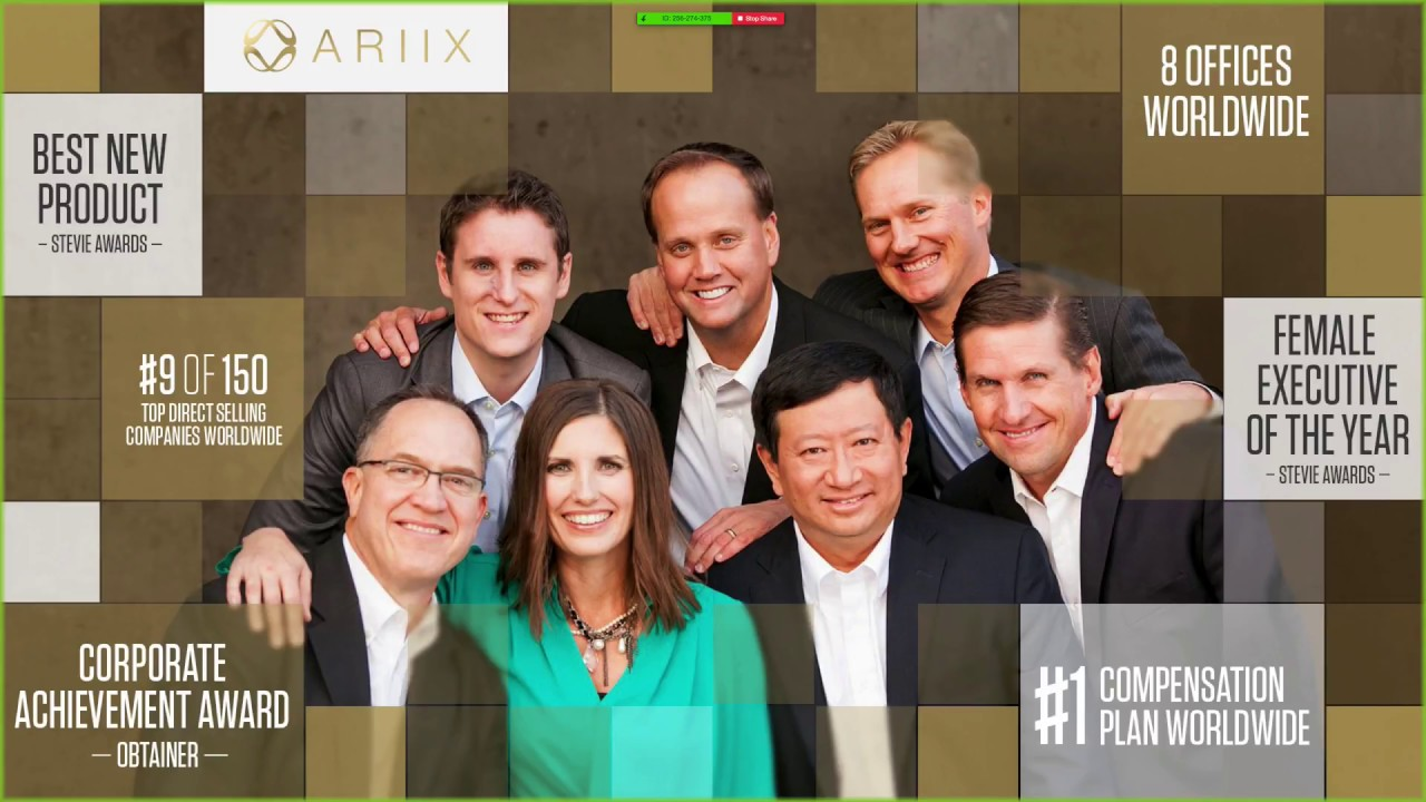 Global news—ariix japan exciting events and presentations ariix.