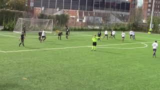 B.93 TV: U19 vs AB1(1-0 Målet)