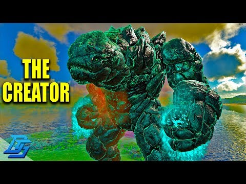 BUILDING COMPETITION,THE CREATOR, PRIMAL FEAR FINALE!- Ark Survival Evolved Modded-Lets Play-Pt.22
