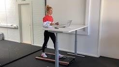 WalkRo-kävelymatto kotiin tai toimistoon