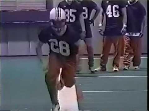 Auburn WR Drills