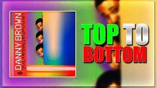 Gambar cover Top to Bottom | Danny Brown - uknowhatimsayin¿