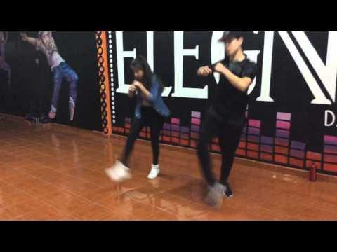 ROLL WITH ME  - Boyz II Men | Jonny GT Choreography