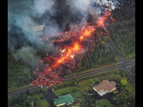 🔴 🔴Hawaii Volcano  NEW FISSURES 🌋news headlines and commentary