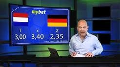 MyBet EURO2012 Niederlande - Deutschland