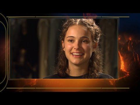 Star Wars Episode III: Natalie Portman Interview