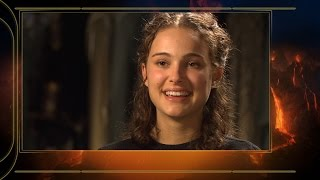 Star Wars Episode III: Natalie Portman Interview