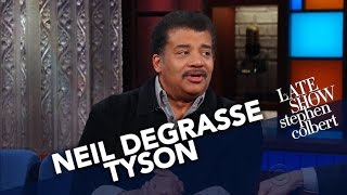 'Pluto Had It Coming' Says Neil deGrasse Tyson