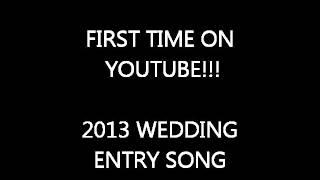 Yehya Ib3albaki NEW  Lebanese Zaffe Wedding Song 2013