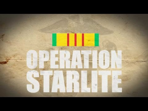 Operation Starlite | The First Major Battle of Vietnam