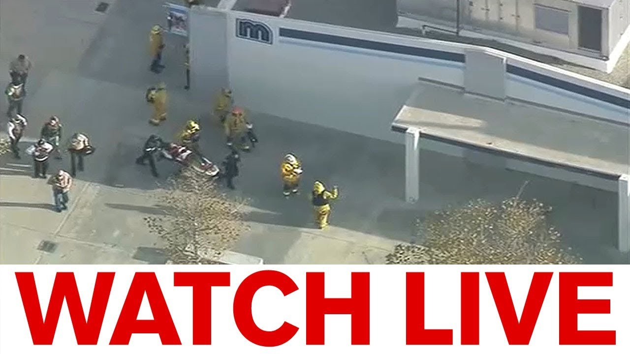 BREAKING: School shooting in California