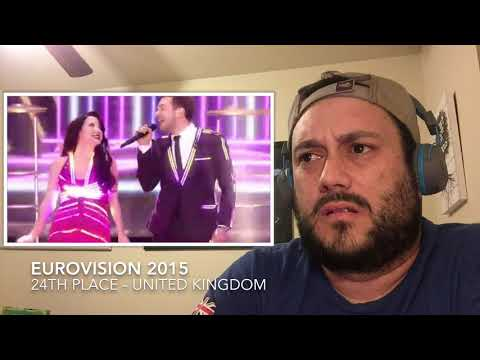 ESC 2015 Reaction Series To 24th Place - United Kingdom