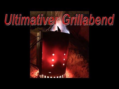 Der Ultimative Grillabend -  Borderline BBQ
