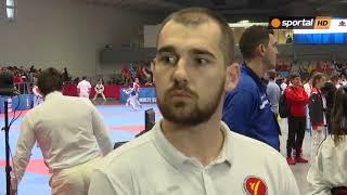 Теодор Георгиев: Слави Бинев се старае много за развитието на таекуондото