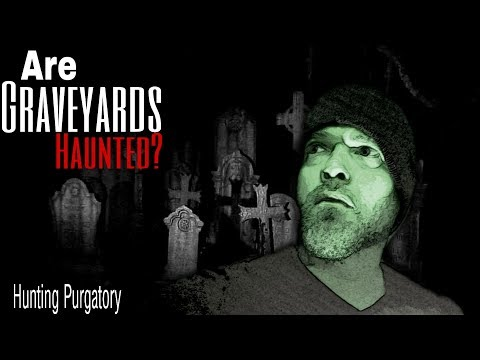Haunted Graveyard (Very Scary) Cursed Cemetary Gone Wrong 3AM