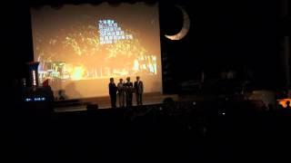台南一中101級畢業典禮 唱校歌