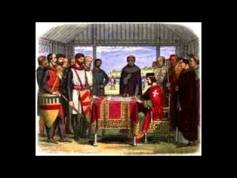Historian Webster Tarpley talks about the fraud of Magna Carta