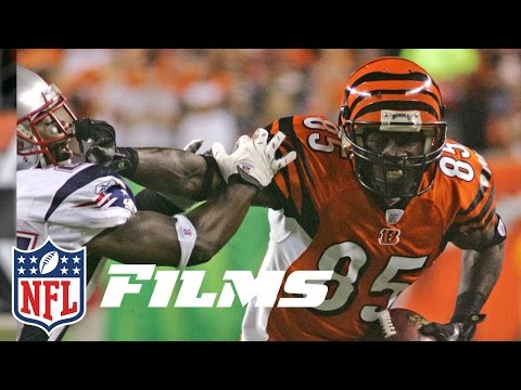 #7 Chad Johnson | Top 10 Wide Receivers of the 2000s | NFL Films