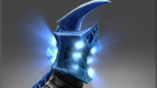 Dota 2 - Razor -  Immortal Item - Severing Crest