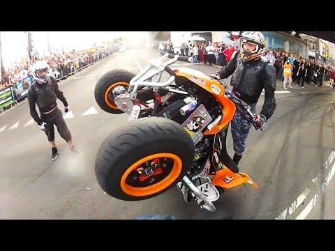 Quad stunt riding | Suzuki LTR 450 | Suzuki LTZ 400 | atv freestyle stunts | Tribute compilation