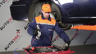 Montage BMW 7 (E65, E66, E67) Halter, Stabilisatorlagerung: kostenloses Video