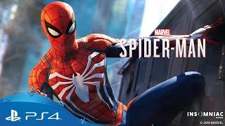 Marvel's Spider-Man   Building a New Spider-Suit   PS4