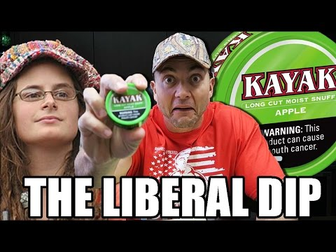 Kayak Apple - THE LIBERAL DIP!!