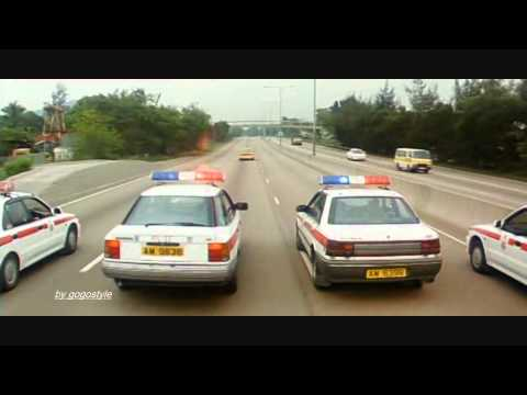 Jackie Chans Thunderbolt Mitsubishi Evo 3