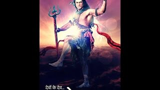 DKD Mahadev OST 49 - Mahadev does Tandav after Sati dies