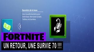 FORTNITE - SAUVER THE WORLD - A RETOUR, A SURVIE7!!!