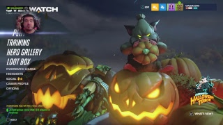 B.o.O. Talk Show: (Overwatch Halloween Event #3)